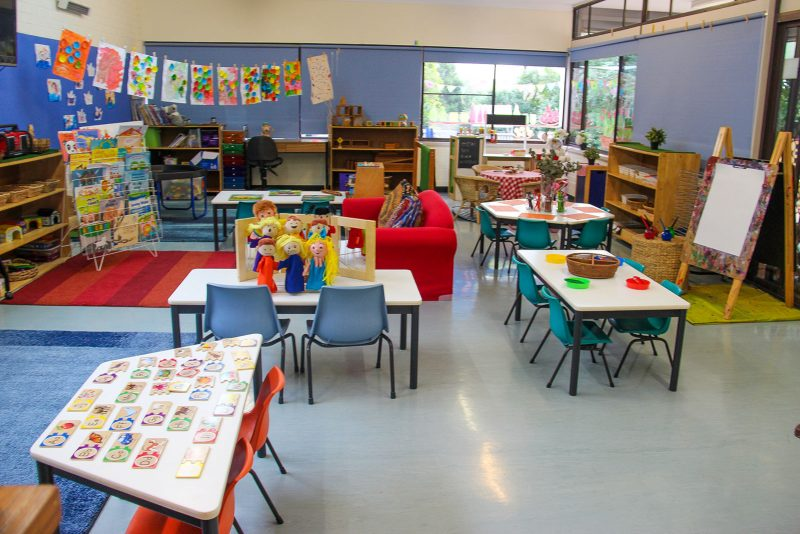 Jellyfish Room St Ives Kindergarten