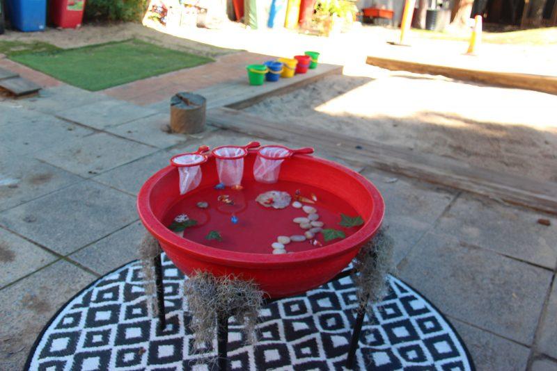 Outdoor Area St Ives Kindergarten
